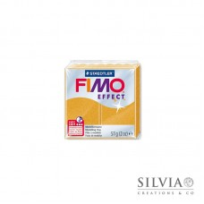Fimo Effect 57 g color metallizzato oro (n11)