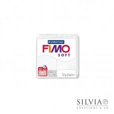 Fimo Soft 57 g color bianco (n0)