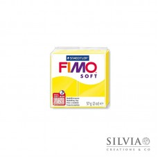 Fimo Soft 57 g color giallo limone (n10)