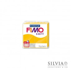 Fimo Soft 57 g color giallo puro (n16)