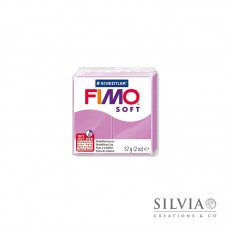 Fimo Soft 57 g color lavanda (n62)