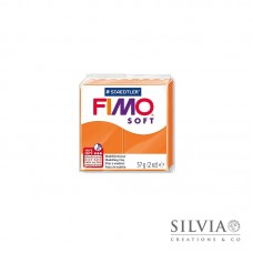 Fimo Soft 57 g color mandarino (n42)
