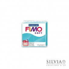 Fimo Soft 57 g color menta (n39)