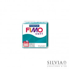 Fimo Soft 57 g color petrolio (n36)