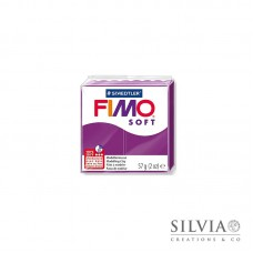 Fimo Soft 57 g color porpora (n61)