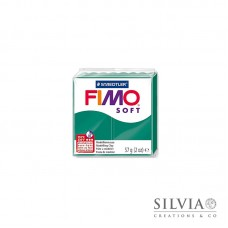 Fimo Soft 57 g color smeraldo (n56)