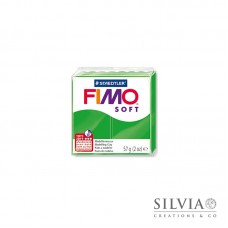 Fimo Soft 57 g color verde tropici (n53)