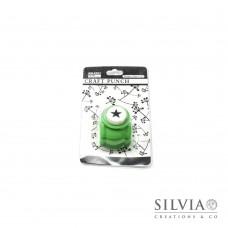Mini fustella stella a pulsante