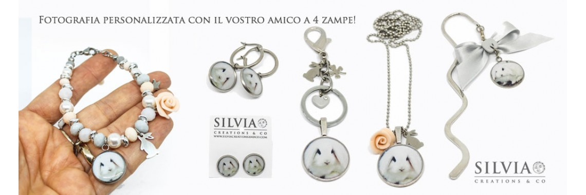 Bijoux personalizzato amici a 4 zampe
