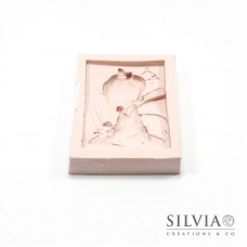 Stampo angioletto femmina in silicone