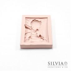 Stampo angioletto maschio in silicone